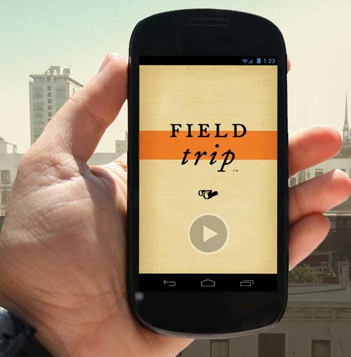 FieldTrip. Descubra um mundo a sua volta