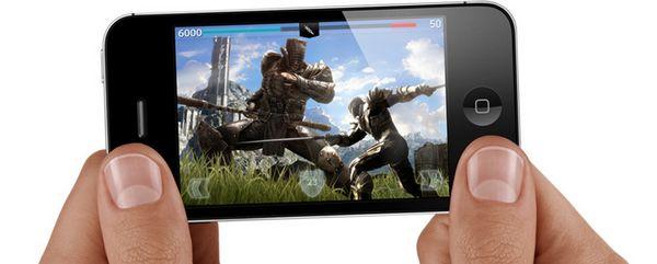 jogos para iPhone.
