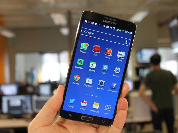 Galaxy Note 4, para quem adora diversao