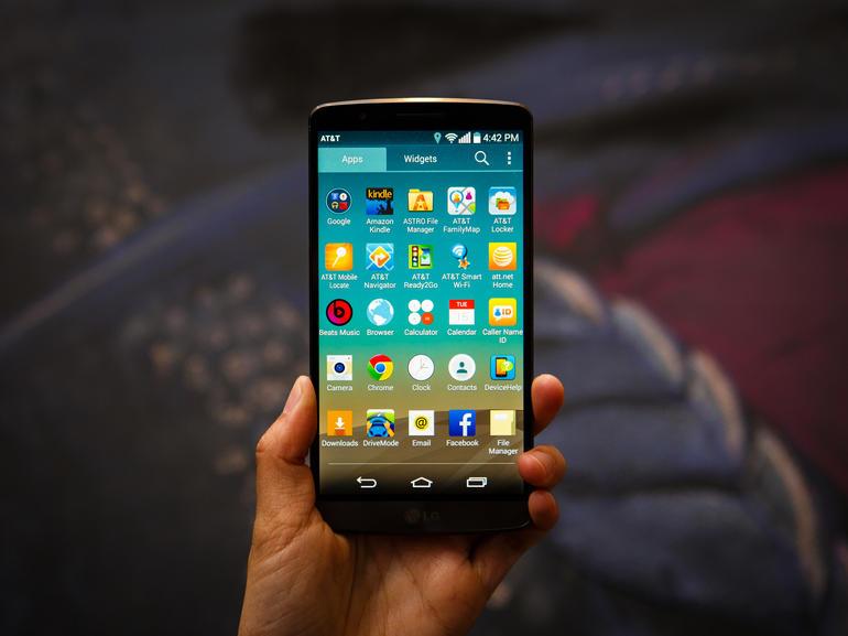 LG G3 e um mundo de possibilidades