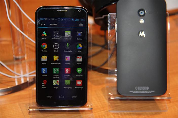 Moto-X glamour e poder para um smartphone