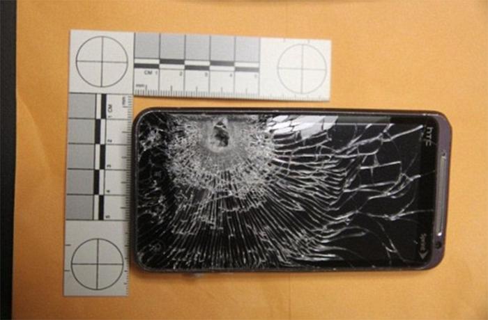 Smartphone salva vida de lojista na FloridaSmartphone salva vida de lojista na Florida