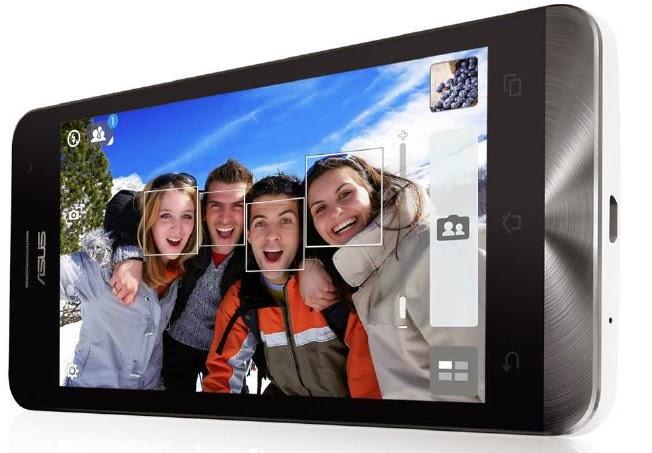 Zenfone 05 com câmera especial