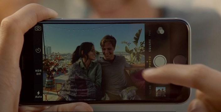iPhone 6 camera alta resolução