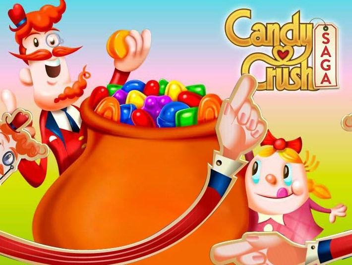 candy crush saga BemMaisSeguro.com