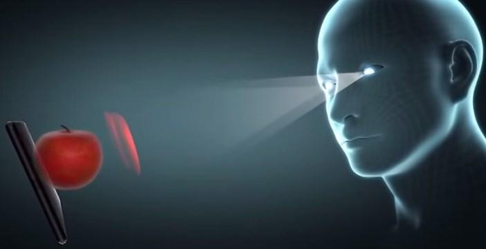 smartphone holográfico