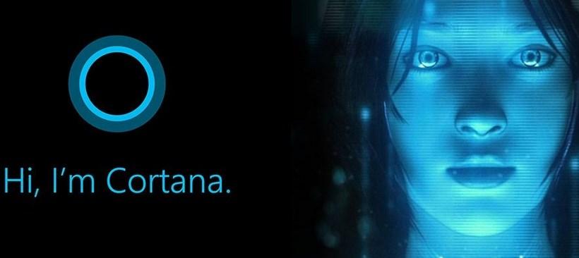 Cortana assistente pessoal WP