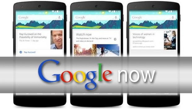 Google now assistente pessoal Android