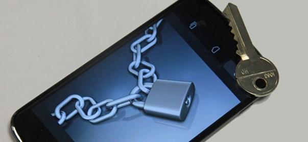 Imagem de smartphone protegido com o seguro para smartphone