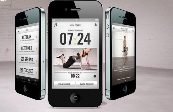Nike Fitness Club APP Bemmaisseguro.com