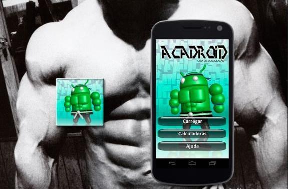 imagem do aplicativo Guia de academia