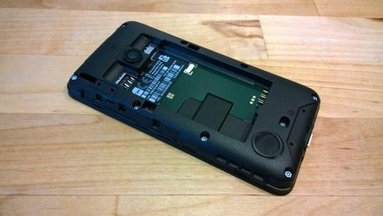 Câmera Nokia 530