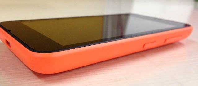 design compacto e leve - Nokia 530