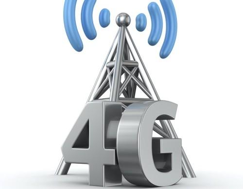 4g com antenas menores e mais densas
