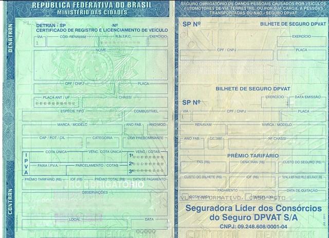 Documentos de carro são essenciais