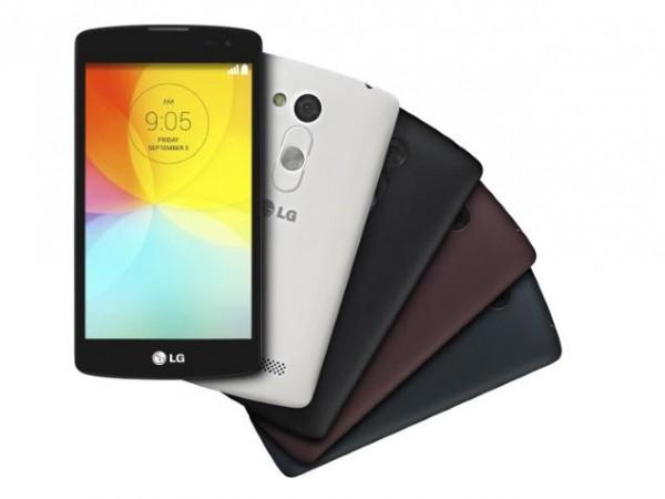 LG leon compacto e com câmera de 05 megapixel