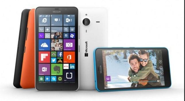 Lumia 640 e 640 XL com qualidade de vídeo e imagem