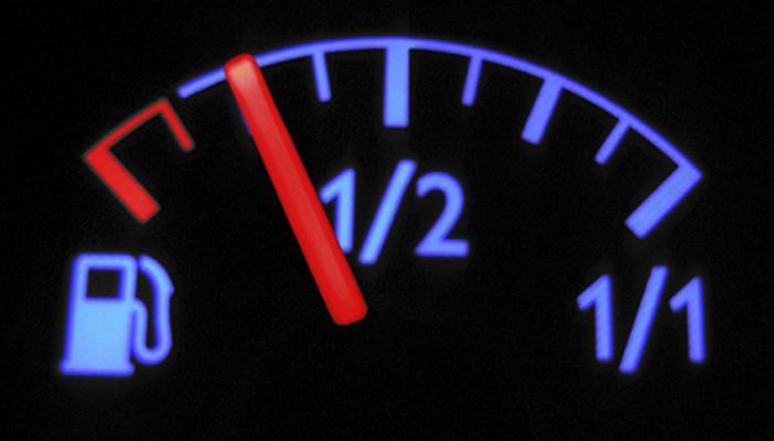 Pane Seca pode dar multas e prejudicar o bom funcionamento do veículo