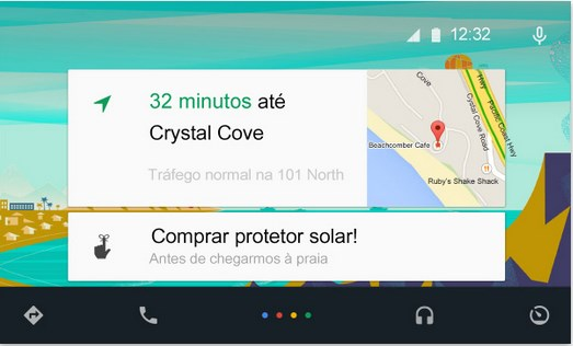 android auto evolução na navegaçao