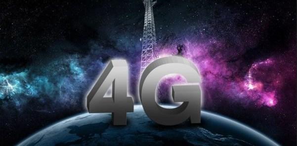 tecnologia 4g mais velocidade na internet