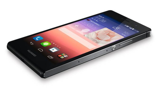 Huawei-Ascend-P7 - 10 melhores smartphones para selfies