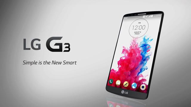 LG G3 - 10 melhores smartphones para selfies