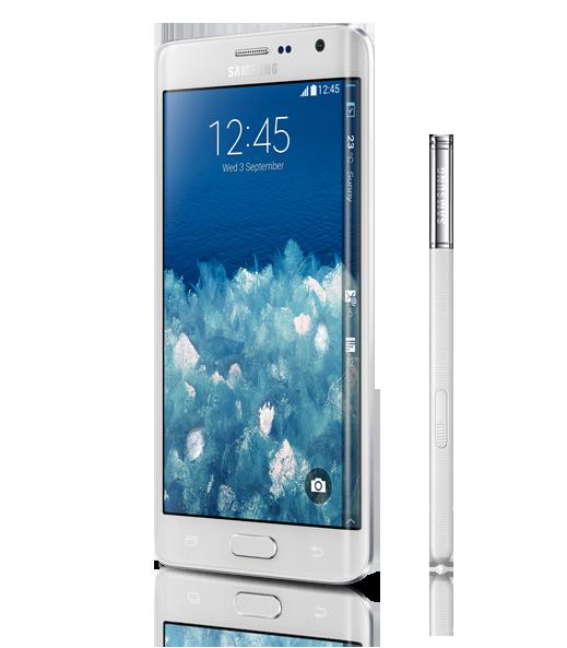 Samsung Galaxy Note Edge - 10 melhores smartphones para selfies