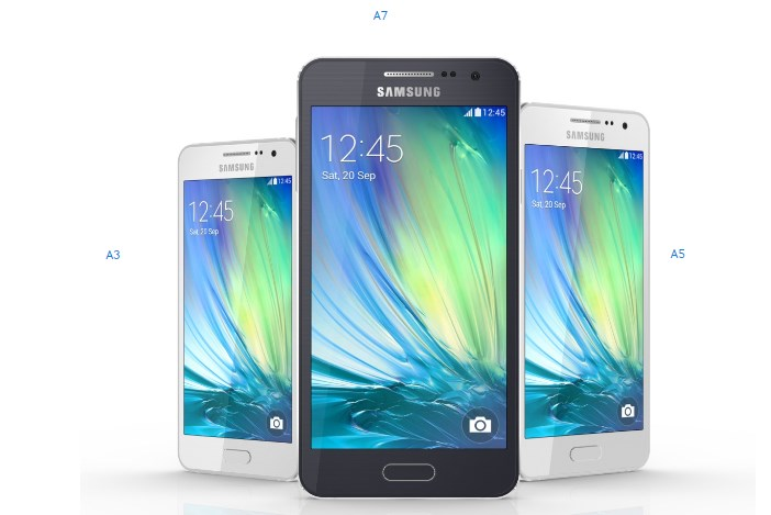 Samsung Serie Galaxy A