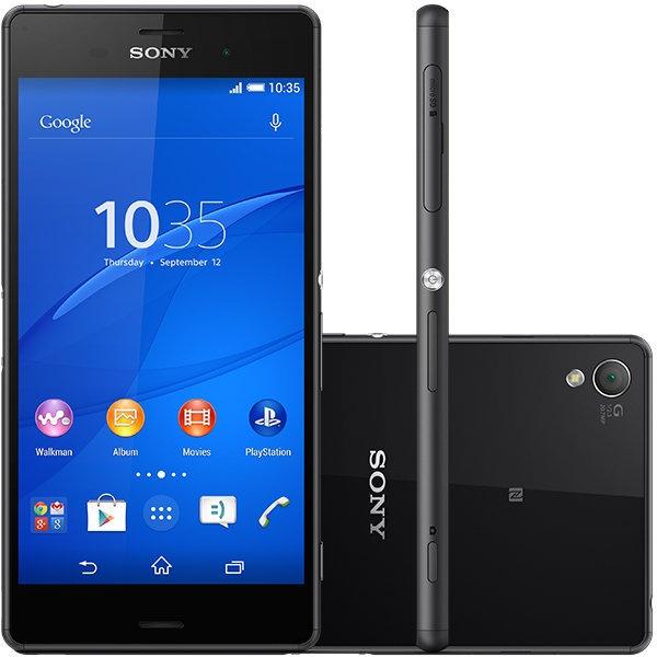 Sony Xperia Z3 - 10 melhores smartphones para selfie