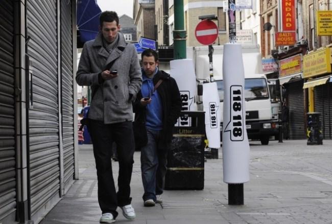 smartphoner - o distraído