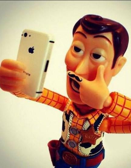 smartphoner selfie