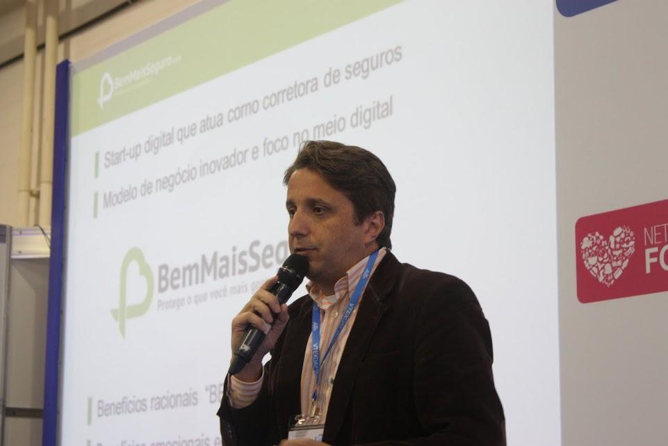 Marcello Ursini palestra sobre desafios das vendas online