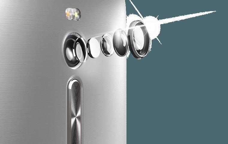 ZenFone 2 câmera potente e muita tecnologia