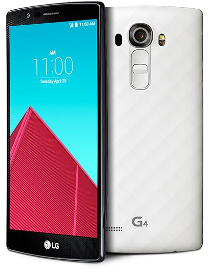 LG G4 co sistema operacional atualizado