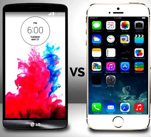 LG G4 e Samsung Galaxy S6 qual é o melhor smartphone