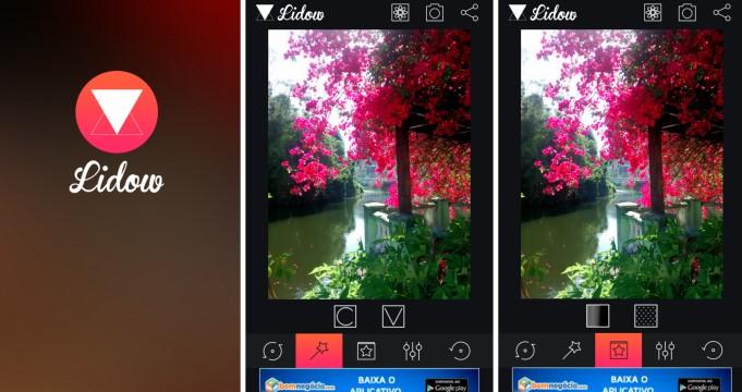 Lidow-aplicativos-para-fotos