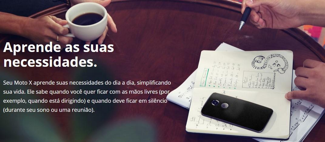 Moto X - Bemamaisseguro.com