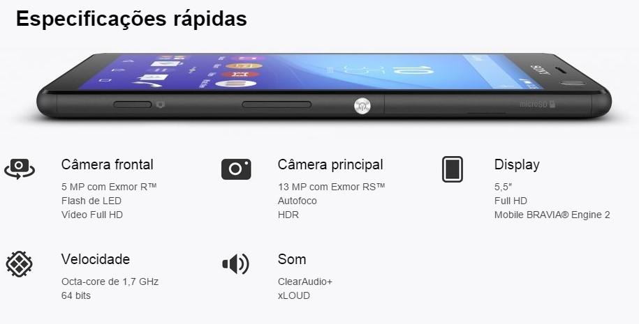 Smartphone-Sony-Xperia-C4-funcionalidades