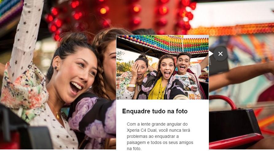 Smartphone Sony Xperia C4-qualidade-da-imagem