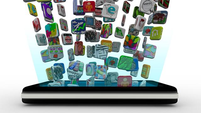 aplicativos de smartphone