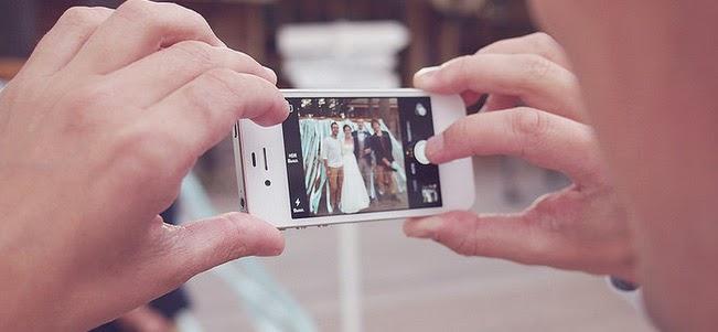 seguro para smartphone, confiança e mais tempo para suas fotos