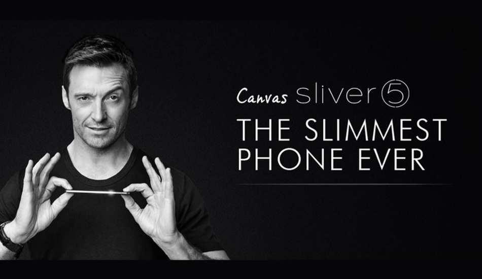 Micromax Canvas Silver 5