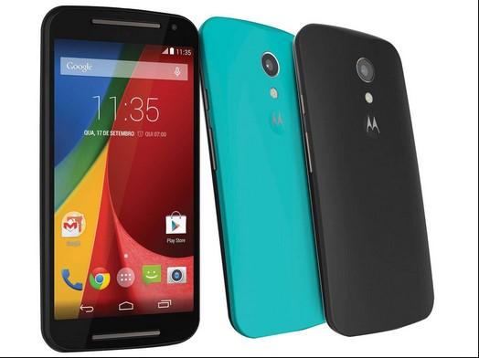 Smartphones-baratos-Motorola-Moto-G-2ª Geração