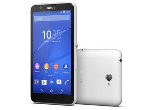 Smartphones-baratos- Sony-Xperia-E4-Dual