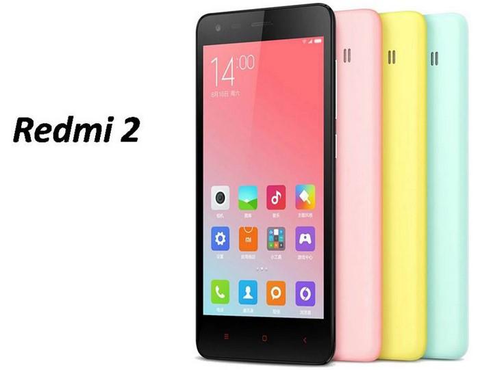 Smartphones-baratos-Xiaomi-Redmi-2