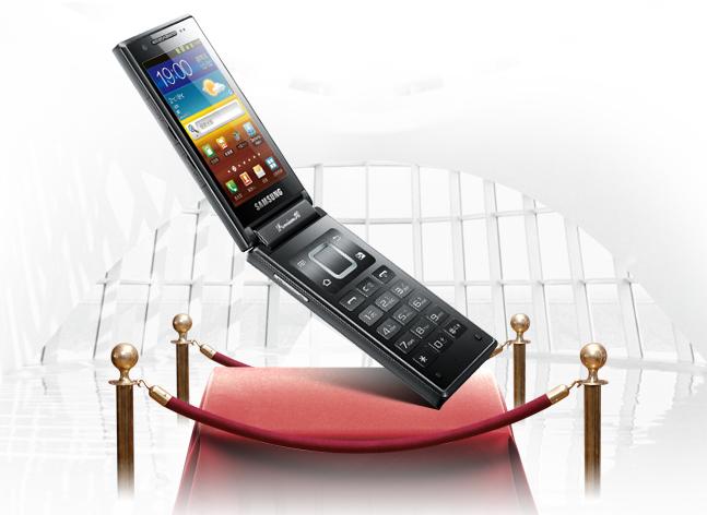 celular flip, imagem ilustrativa