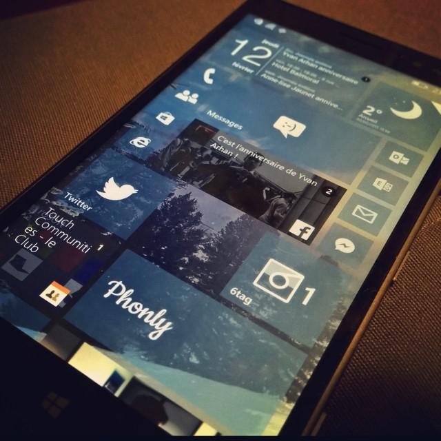9c1088b2b64 Windows 10 mobile, confira tudo sobre a atualização