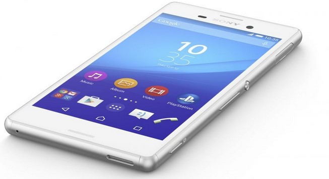 Sony Xperia m4 Aqua - celular a prova d'água