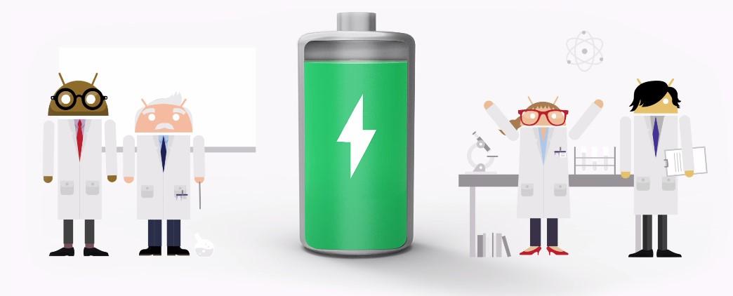 android marshmallow bateria