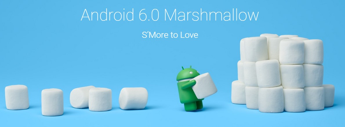 android marshmallow organizacao